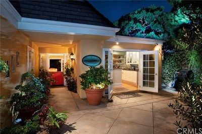 Dana Point Single Family Home For Sale: 23802 Bluehill Bay