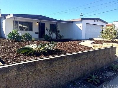 Chula Vista Multi Family Home For Sale: 1024 Neptune Drive