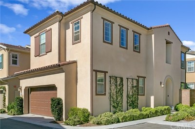 Rancho Mission Viejo Single Family Home Active Under Contract: 54 Baculo Street