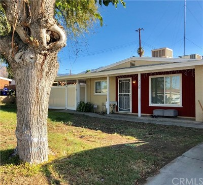 Highland Single Family Home For Sale: 7125 Central Avenue