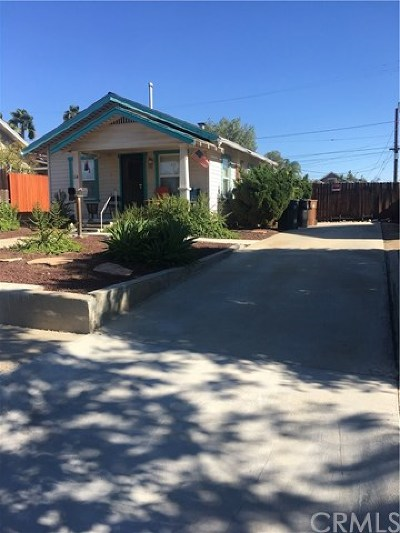 Placentia Single Family Home For Sale: 114 S Main Street