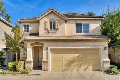 Rancho Santa Margarita Condo/Townhouse For Sale: 59 Poppyfield Lane