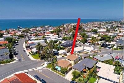 San Clemente Rental For Rent: 507 S Ola Vista #b #B