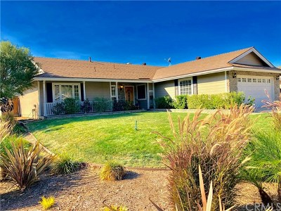 La Verne Single Family Home For Sale: 1054 Ashford Drive