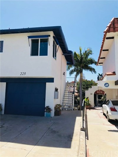 San Clemente Rental For Rent: 225 La Paloma #A
