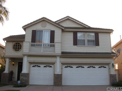Aliso Viejo Single Family Home For Sale: 33 Sprucewood