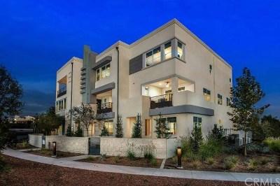 Irvine CA Condo/Townhouse For Sale: $835,667