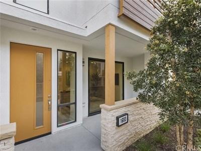 Costa Mesa Condo/Townhouse For Sale: 1683 Topanga #97