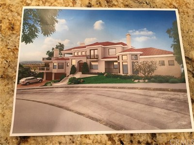 San Juan Capistrano Residential Lots & Land For Sale: 27051 Paseo Activo