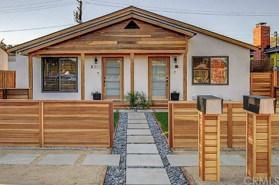 Costa Mesa Single Family Home For Sale: 1925 Church Street