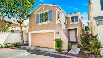 Tustin Single Family Home For Sale: 14870 Chestnut Court