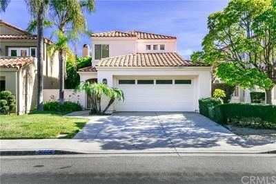 Laguna Niguel Single Family Home For Sale: 30856 Calle Moraga