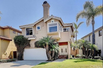 Laguna Niguel Single Family Home Active Under Contract: 31526 Sea Shadows Way