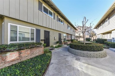Tustin Condo/Townhouse For Sale: 1143 E 1st Street