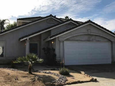 Fallbrook Single Family Home For Sale: 375 Old Stage Court