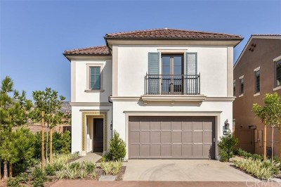 Irvine Single Family Home For Sale: 100 Viano