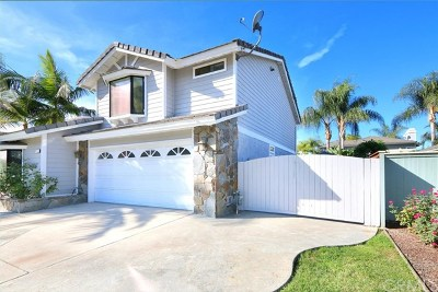 Dana Point Single Family Home For Sale: 33391 Coral Reach Street