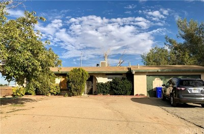 Victorville Single Family Home For Sale: 12427 Geronimo