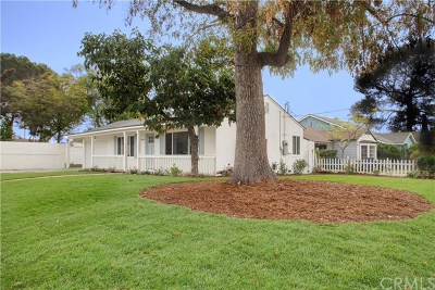 North Hollywood Single Family Home For Sale: 11168 Erwin Street