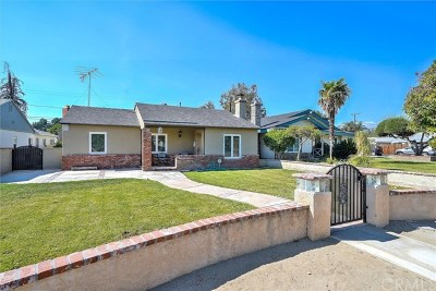 Chino Single Family Home For Sale: 13010 13th Street