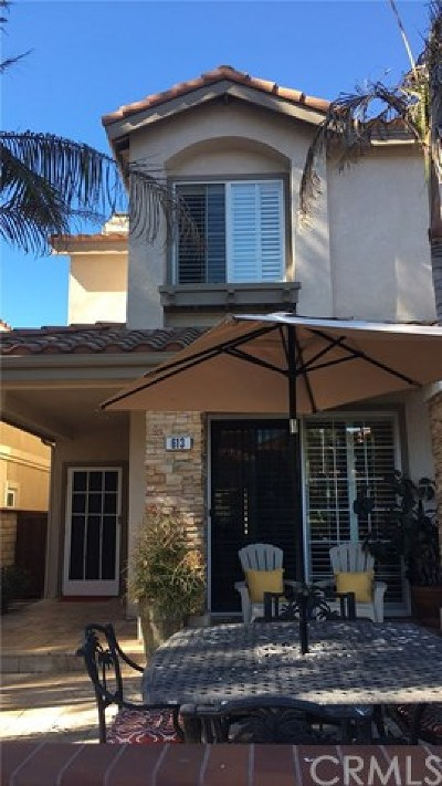 Huntington Beach Rental For Rent: 613 Lake Street