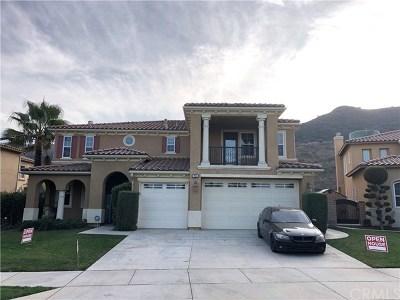 Corona Single Family Home For Sale: 7655 Lady Banks Loop