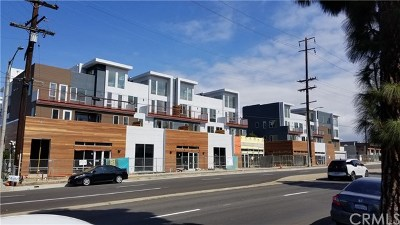 Redondo Beach Condo/Townhouse For Sale: 1920 S Pacific Coast Highway #106