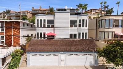 Dana Point Single Family Home For Sale: 25101 La Cresta Drive