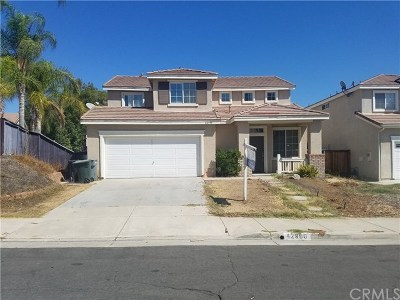 Riverside, Temecula Single Family Home For Sale: 42990 Camino Caruna