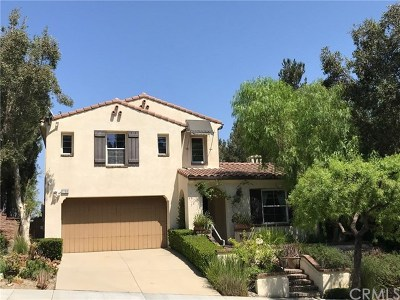 Chino Hills Single Family Home For Sale: 5168 Glenview Street