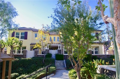 Rancho Cucamonga Condo/Townhouse For Sale: 7713 Chambray Place #3