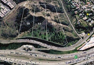 Anaheim Residential Lots & Land For Sale: 1 Santa Ana Canyon Road E