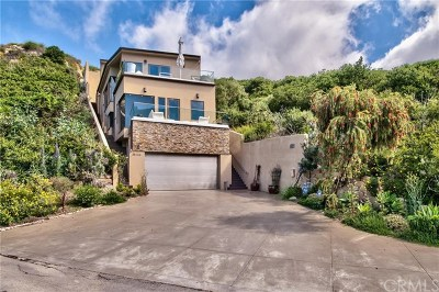 Laguna Beach Single Family Home For Auction: 829 Diamond Street