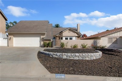 Canyon Lake Single Family Home For Sale: 23796 Fair Weather Drive