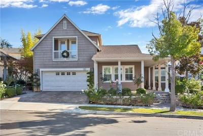 Ladera Ranch Single Family Home For Sale: 12 Hallcrest Drive