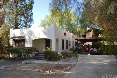 Claremont Multi Family Home For Sale: 1113 Yale Avenue