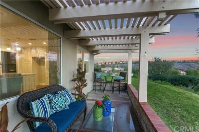 Mission Viejo Single Family Home For Sale: 28346 Yanez