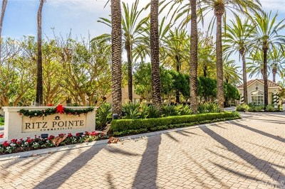 Dana Point Condo/Townhouse For Sale: 54 Corniche Drive #E