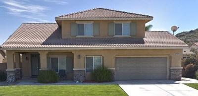 Hemet Single Family Home For Sale: 1332 Cinnabar Avenue
