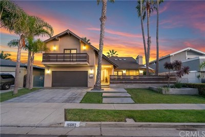 Huntington Beach Single Family Home For Sale: 16682 Bolero Lane