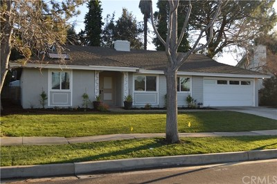 Fullerton Single Family Home For Sale: 908 Arroues Drive