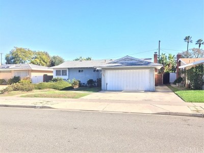 Costa Mesa Single Family Home For Sale: 3036 Killybrooke Lane