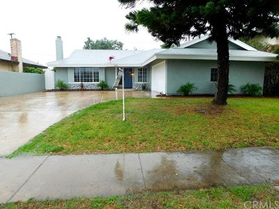 Anaheim Single Family Home For Sale: 235 S Elder Street