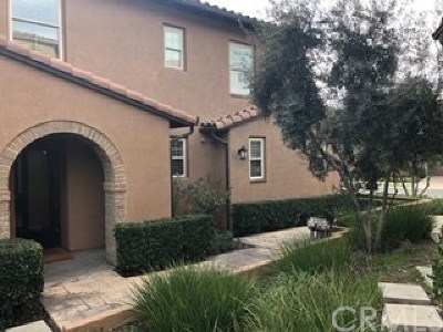 Ladera Ranch Condo/Townhouse For Sale: 32 Salvatore