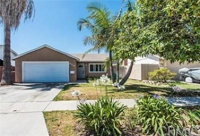 Costa Mesa Single Family Home For Sale: 959 Paularino Avenue