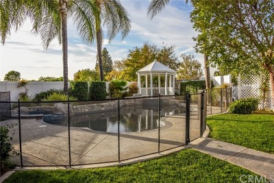 Yorba Linda CA Single Family Home For Sale: $1,275,000