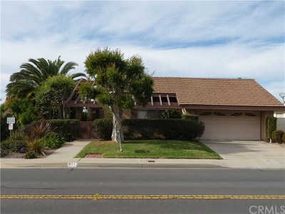San Clemente Single Family Home For Sale: 611 Calle Miguel