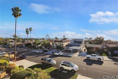 Dana Point CA Condo/Townhouse For Sale: $699,000