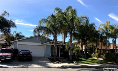 San Jacinto Single Family Home For Sale: 426 Buckingham Drive