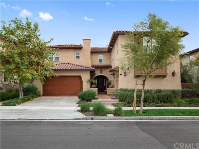 Irvine Single Family Home For Sale: 210 Radial